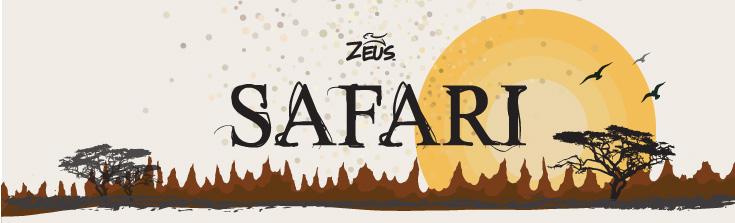 Jouet Safari Zeus pour chiens