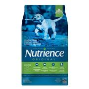 Aliment Nutrience Original, Chiots en santé, Poulet et riz brun, 11,5 kg (25 lb)