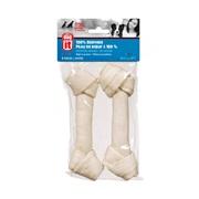 Format boni de 2 os noués moyens en peau de bœuf naturelle, 20cm (8po), 110-120g (3,9-4,2oz)