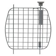 Porte grillagée en métal avec bouton d'ouverture argenté pour cages Voyageur Dogit et Catit, moyenne
