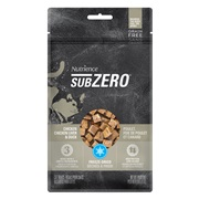 Régals Nutrience SubZero Sans grains, Poulet, foie de poulet et canard, 30g (1oz)