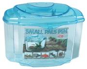 Habitat Small Pals Pen Living World, moyen, 4,44L (1,17gal US)