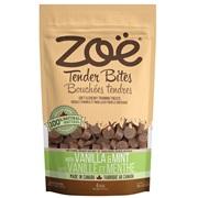 Bouchées tendres Zoë, Vanille et menthe, 150 g (5,3oz)