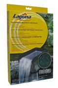 Bloc de filtration mécanique/biologique Laguna à texture grossière, pour filtre déversoir PowerFalls Laguna, 44 x 35,5 x 37 x 3 cm (17 x 14 x 14,5 x 1 3/16 po)