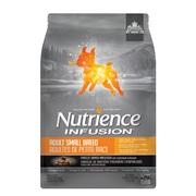 Aliment Nutrience Infusion pour chiens adultes de petite race, Poulet, 5 kg (11 lb)