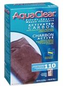 Charbon activé pour filtre AquaClear 110/500, 260g (9oz)