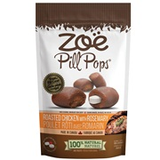 Régals Pill Pops Zoë, Poulet rôti avec romarin, 100 g (3,5 oz)