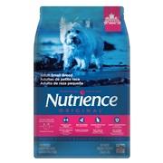 Aliment Nutrience Original, Adultes de petite race, Poulet et riz brun, 2,5kg (5,5 lb)