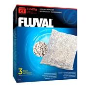 Neutralisant d'ammoniaque pour filtre à moteur Fluval C3, paquet de 3