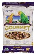 Mélange Gourmet Hagen pour petits perroquets, 2kg (4,4lb)