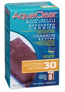 Charbon activé pour filtre AquaClear 30/150, 55g (1,9 oz)