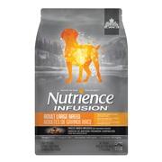 Aliment Nutrience Infusion pour chiens adultes de grande race, Poulet, 2,27 kg (5 lb)