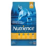 Aliment Nutrience Original, Adultes de race moyenne, Poulet et riz brun, 11,5 kg (25 lb)