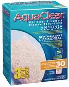 Neutralisant d'ammoniaque pour filtre AquaClear 30/150, 363 g (12,8 oz), paquet de 3