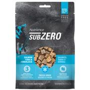 Régals séchés à froid Nutrience Sans grains, Saumon, thon et sériole, 70g (2,5oz)