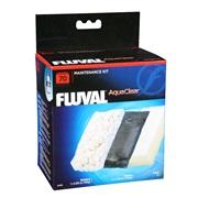 Trousse d'entretien pour filtre à moteur AquaClear 70 Fluval