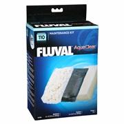 Trousse d'entretien pour filtre à moteur AquaClear 110 Fluval