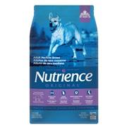 Aliment Nutrience Original, Adultes de race moyenne, Agneau et riz brun, 11,5 kg (25 lb)