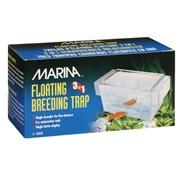 Enclos d'élevage flottant Marina 3 en 1, L. 16,5 x l. 8,25 x H. 8,9 cm (6,5 x 3,25 x 3,5 po)
