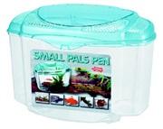 Habitat Small Pals Pen Living World, petit, 1,84L (0,5gal US)