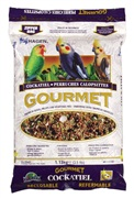 Mélange Gourmet Hagen pour perruches calopsittes et petits oiseaux à bec crochu, 1,3kg (2,5lb)