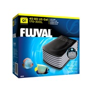 Pompe à air Fluval Q1, 170-300 L (45-80 gal US)