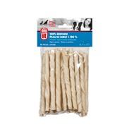 Bâtonnets Dogit en peau de bœuf naturelle, 12,7cm (5po), 300g (10,6oz)