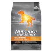 Aliment Nutrience Infusion pour chiens adultes en santé, Poulet, 2,27 kg (5 lb)