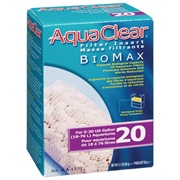 Masse filtrante BioMax pour AquaClear 20/Mini, 60 g (2,1 oz)