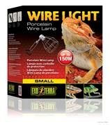 Lampe à pince Wire Light Exo Terra, petite