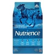 Aliment Nutrience Original, Adultes de grande race, Poulet et riz brun, 11,5 kg (25 lb)