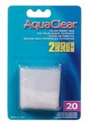 Sacs pour masse filtrante AquaClear 20/Mini, paquet de 2