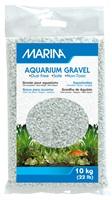 Gravier décoratif Marina, crème, 10kg (22 lb)