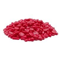 Gravier décoratif Marina, rouge, 450g(1lb)