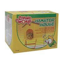 Maison Living World avec échelle pour hamster