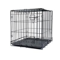 Cage grillagée Dogit à une porte, petite, 61 x 45 x 51 cm (24 x 17,5 x 20 po)