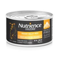 Pâté Nutrience SubZero Sans grains pour chiens adultes, Vallée du Fraser, 170g (6oz)