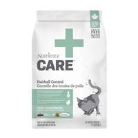 Aliment Nutrience Care Contrôle des boules de poils pour chats, 2,27kg (5lb)