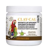 Supplément de bentonite Clay-Cal HARI pour oiseaux, 500 g (1,1 lb)