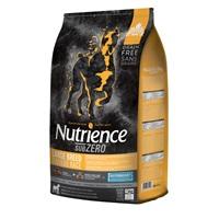 Aliment Nutrience SubZero Sans grains pour chiens de grande race, Vallée du Fraser, 10 kg (22 lb)