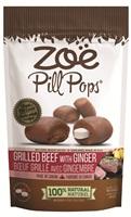 Régals Pill Pops Zoë, Bœuf grillé avec gingembre, 100 g (3,5oz)