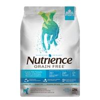 Aliment Nutrience Sans grains pour chiens, Poisson océanique, 5 kg (11 lbs)