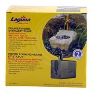 Pompe submersible Laguna, pour bassins contenant jusqu'à 3 560L (940galUS)