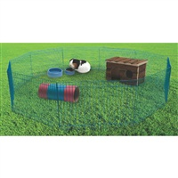 Parc Critter Playtime Living World, L. 39,29 x H. 22,86 cm (L. 13,5 x H. 9 po)