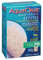 Neutralisant d'ammoniaque pour filtre AquaClear 70/300, 346g (12,2 oz)