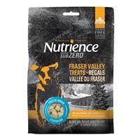Régals séchés à froid Nutrience Subzero Sans grains Vallée du Fraser, Poulet, foie de poulet et foie de canard, 70 g (2,5 oz)