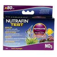 Trousse d'analyse du nitrate (0,0-110,0) Nutrafin