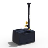 Système complet PowerClear Multi 1000 Laguna avec pompe, filtre et stérilisateurUVC, pour bassin contenant jusqu'à 3500L (1 000gal US), 13W