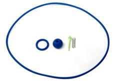 Trousse pour joint d'étanchéité et assemblage de la soupape pour abreuvoir avec bol à nourriture Fresh & Clear Catit Design
