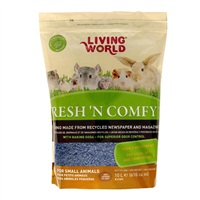 Litière Fresh 'N Comfy Living World, bleue, 10 L (610 po3)